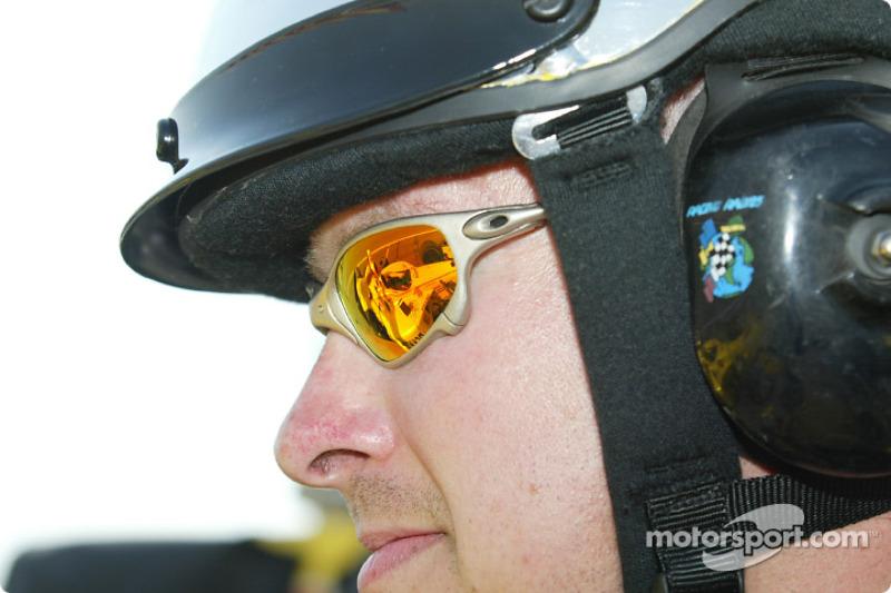 Membre de l'équipe Panther Racing