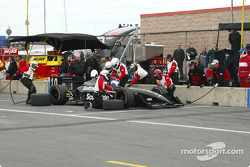 Pitstop for Robby McGehee