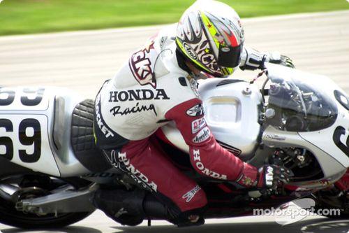 AMA Superbike sesión de pruebas
