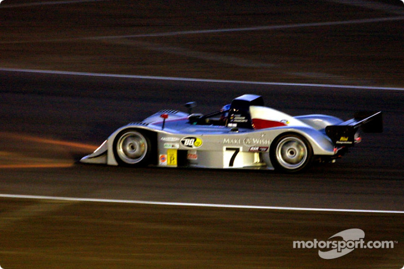 Overall winners in SRPII was the #7 of Rand Racing / Risi Competizione Nissan powered Lola