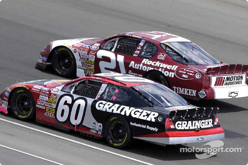 Greg Biffle and Jeff Green