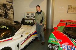 Visite du Musée du Mans : Gunnar Jeannette