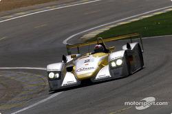 Rinaldo Capello in the Infineon Audi R8 #2