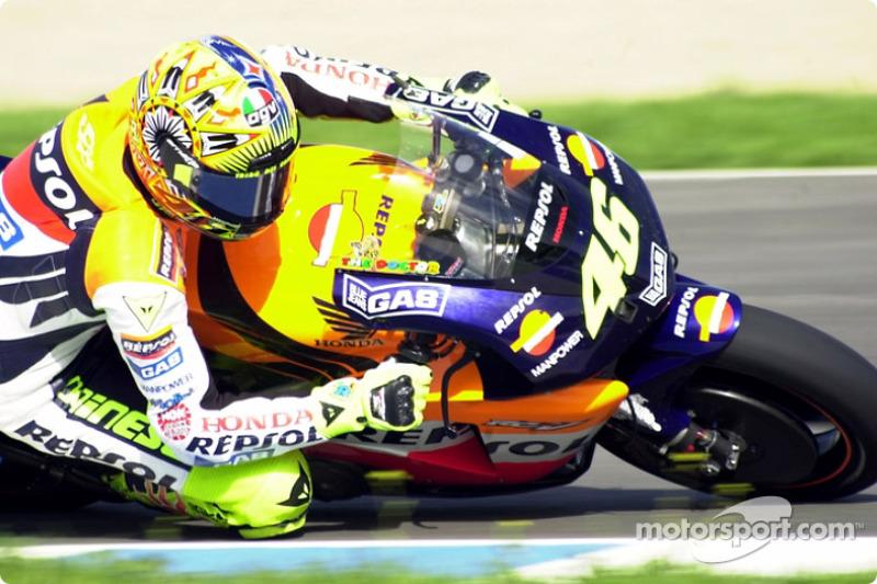 2002: Honda RC211V