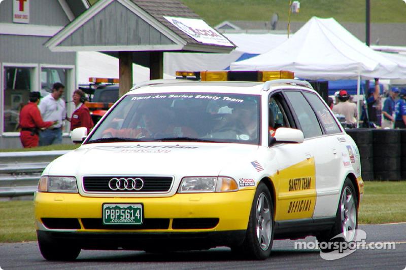 Safety team vehicle