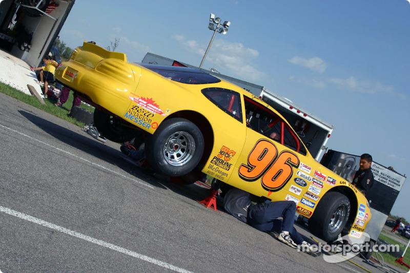 Jesse Kennedy's Pontiac Grand Prix