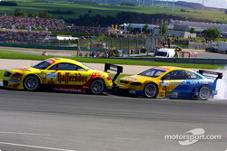 Laurent Aiello and Alain Menu