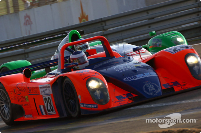 Jean-Denis Deletraz en el ROC Competition Reynard-VW 2KQ