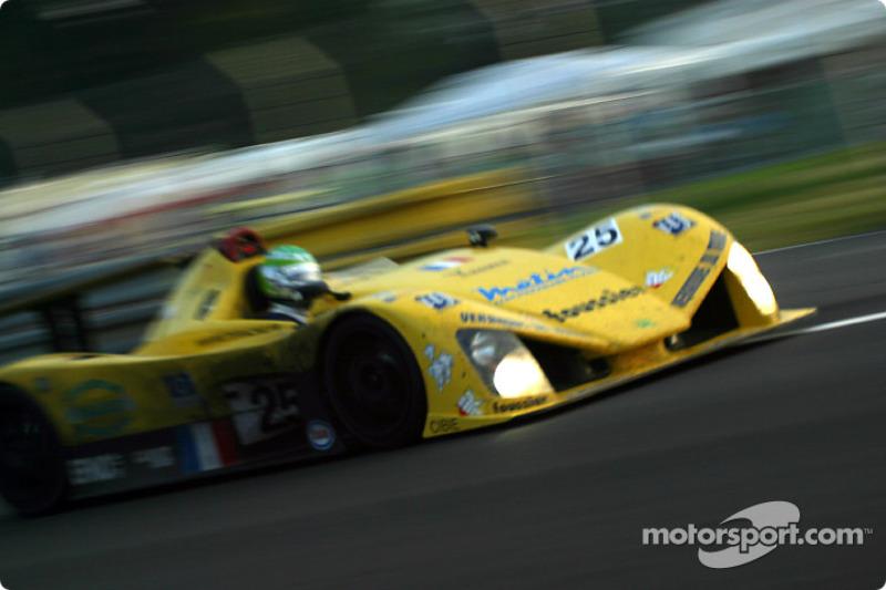 WR-Peugeot LMP-2002 de Welter Racing