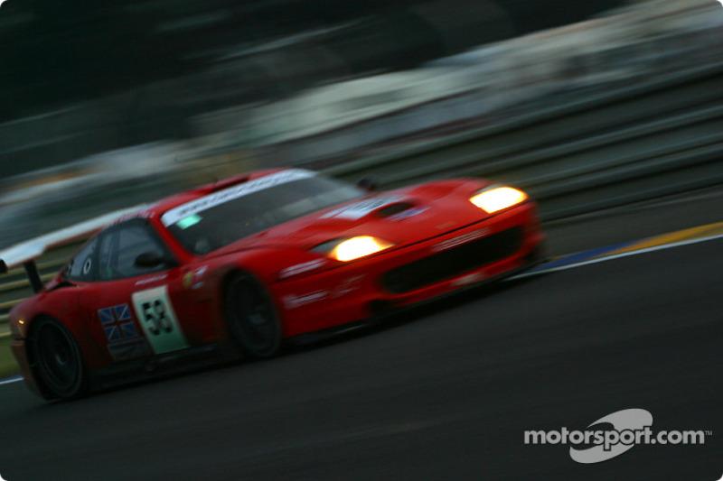 Ferrari 550 Maranello de Prodrive Allstars