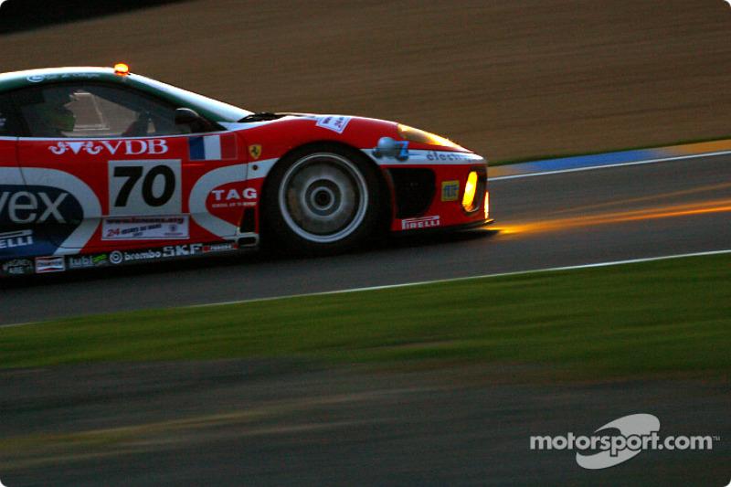 Ferrari 360 Modena del JMB Racing