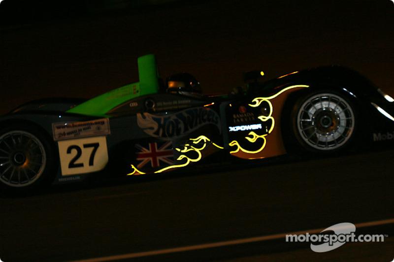 MG-Lola EX257 del MG Sport & Racing