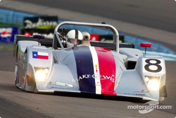Terry Borcheller broke the SRP II qualifying record in the #8 Nissan Lola of Rand Racing