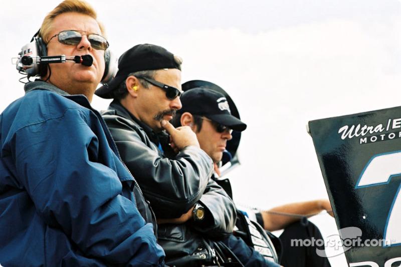 Dueño de Ultra Motorsport, Jimmie Smith