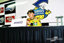 Post-race press conference with Matt Kenseth