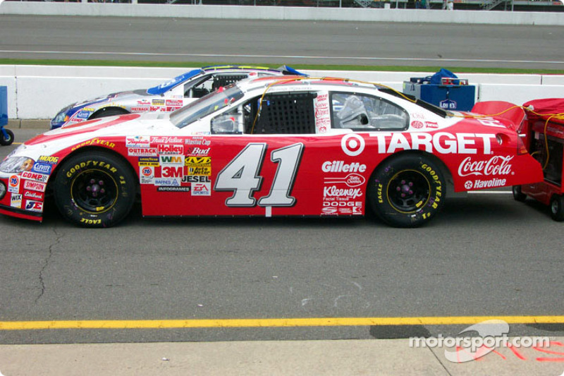 Auto de Jimmy Spencer