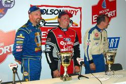 Robin Buck, Kevin Dowler and Joe Goncalves