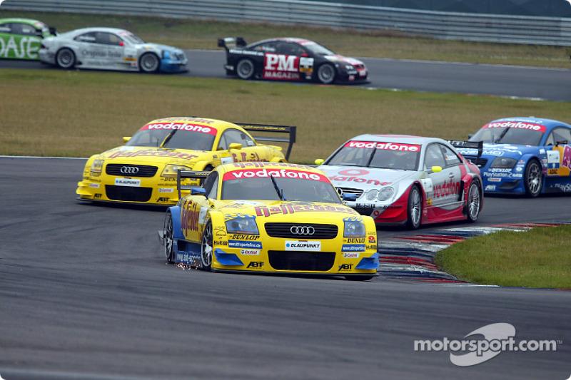 Carrera de clasificación: Christian Abt