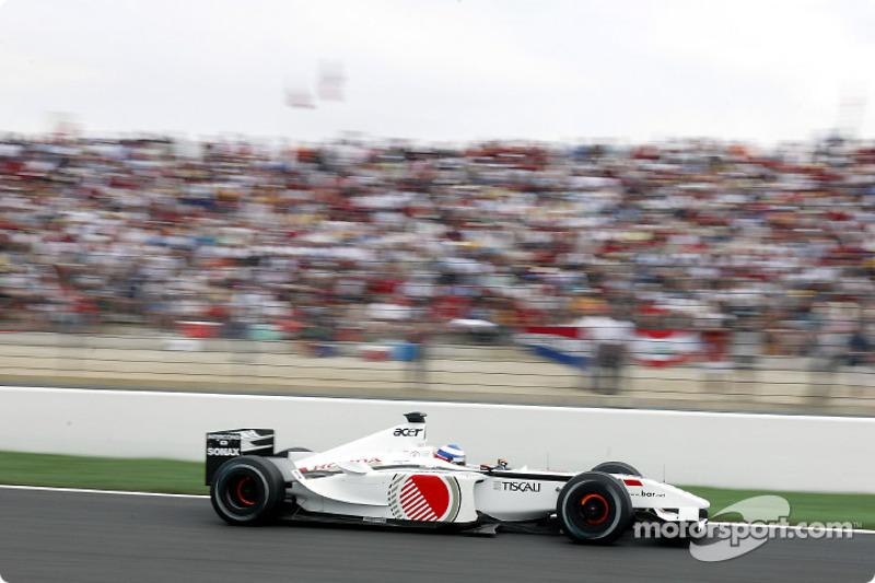 Олів'є Паніс, BAR Honda