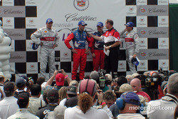 The podium: interview for David Brabham