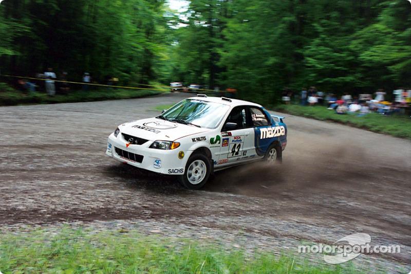 Eric Burmeister - Mazda Prot»g»'