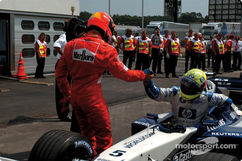 #47 GP d'Allemagne 2002 (Ferrari F2002)