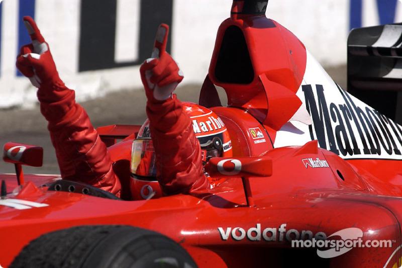 2002 Német GP - Ferrari F2002