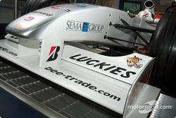 Visit to Gilles Villeneuve Museum: Jacques Villeneuve 002