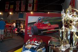 Visit to Gilles Villeneuve Museum: a general view