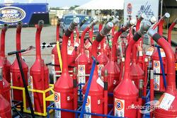 Gas area