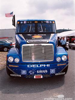 Super truck front