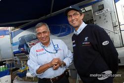 Corrado Provera and François Chatriot