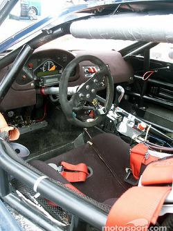 Mosler Cockpit