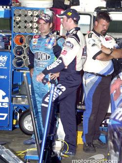 Jeff Gordon and Jimmie Johnson