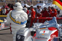 Michelin Man, aka Bibendum