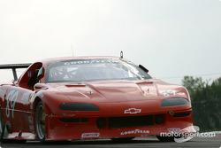 GT1 class qualifying: Bill Gray