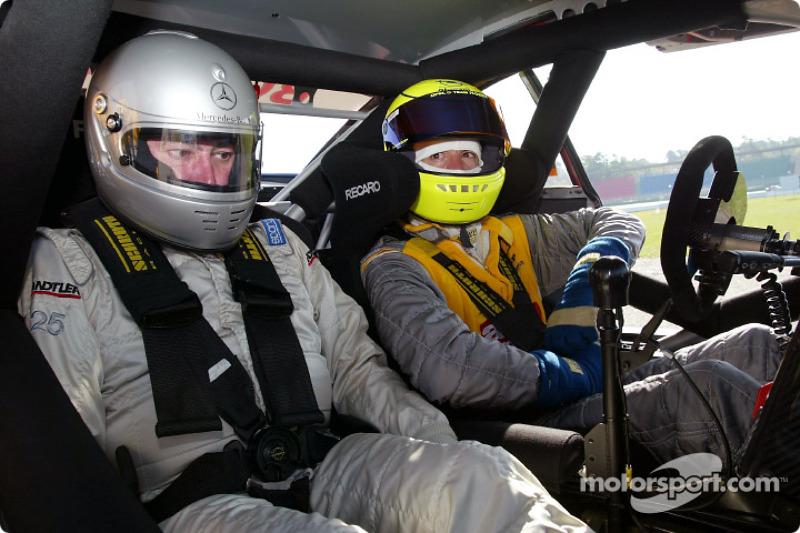 DTM media day: Joachim Winkelhock