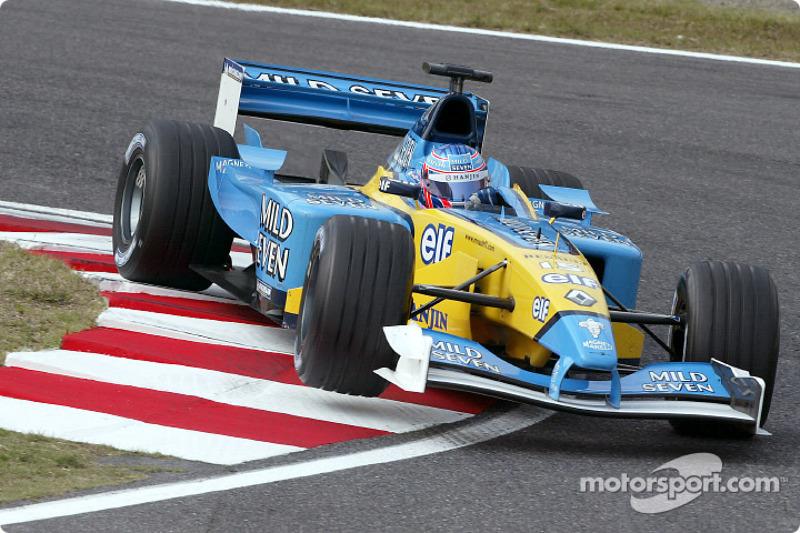 2002 - Renault R202 (Renault engine)