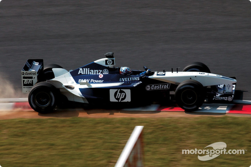 2002: BMW Williams FW24