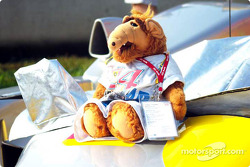 Alf, the Audi mascot