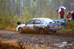#42 Eric Burmeister, Eric Adams, Dearborn Heights MI/ Pittsboro, NC, '01 Mazda Protégé