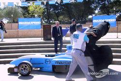 Mazdaspeed presentation