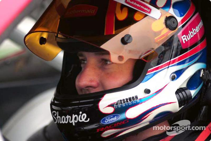 La promoción familiar de Coca-Cola Racing: Kurt Busch