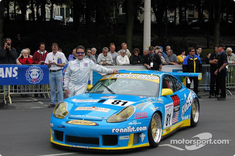 Presentación de The Racer's Group