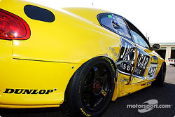 The winning car: Garry Rogers Motorsport Holden Monaro