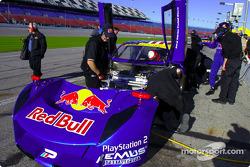 G&W Motorsports pit action