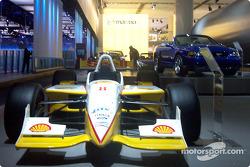 Rahal Racing Ford 2002 Champ Car
