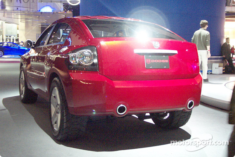 Dodge Avenger Concept At North American International Auto Show