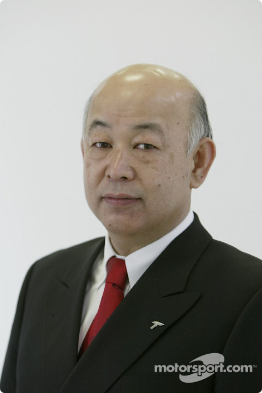 Toshiro Kurusu - Vice President