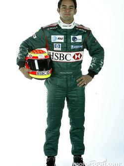 Antonio Pizzonia, Jaguar